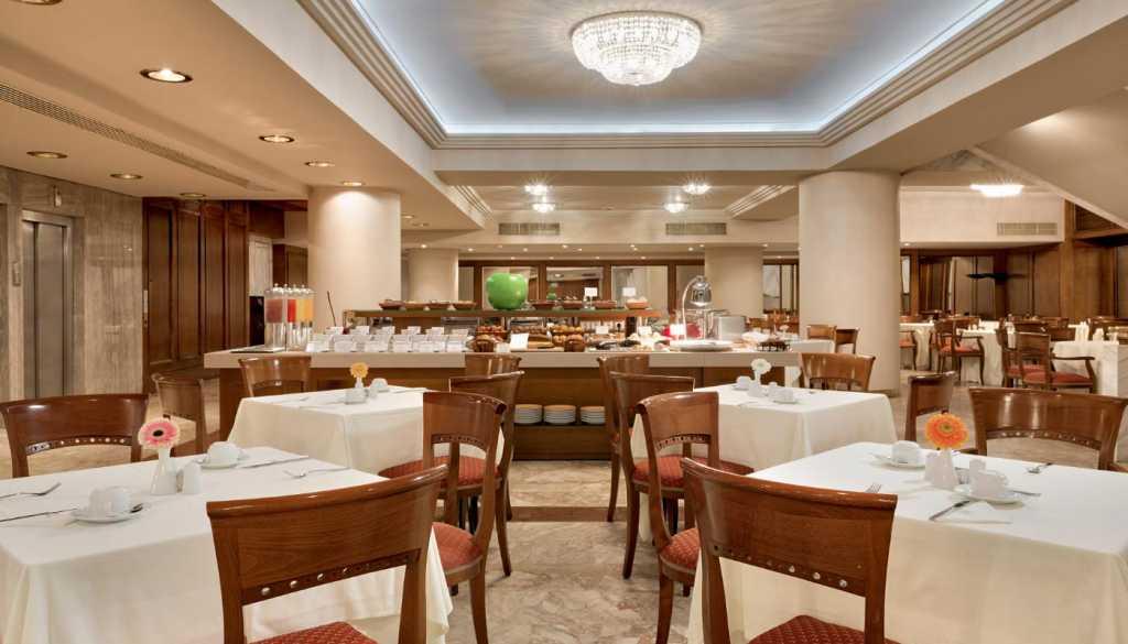 Divani Palace Acropolis - Aspassia Restaurant