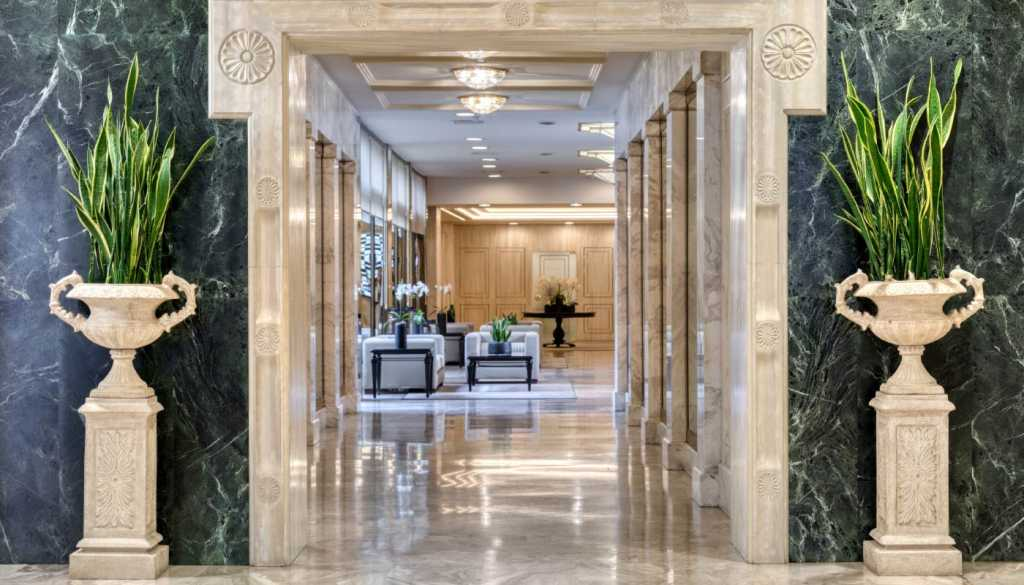 Divani Palace Acropolis - Foyer