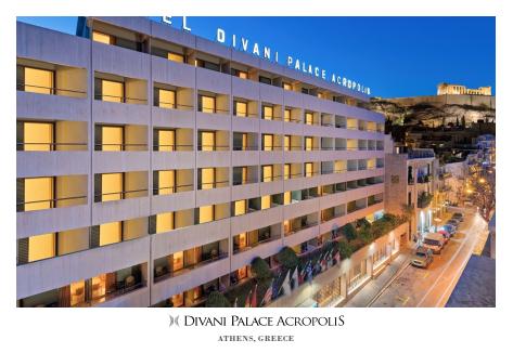 Divani Palace Acropolis - Brochure Picture